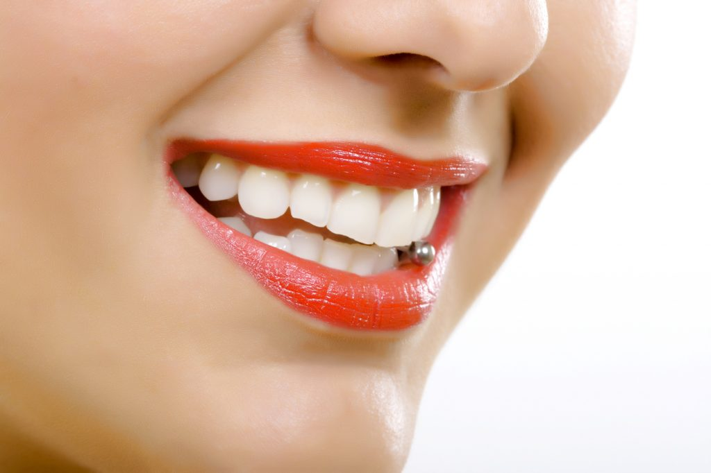 What Are The Effects Of Tongue Piercings On Your Dental Health
